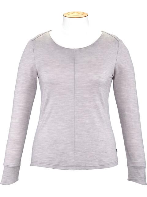 Alchemy Equipment Merino Essential - Camiseta de manga larga Mujer - gris